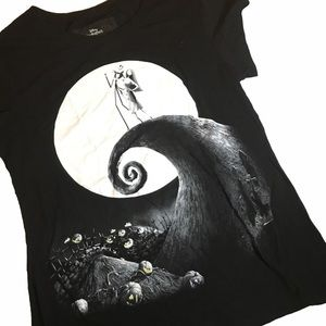 The Nightmare Before Christmas Tee